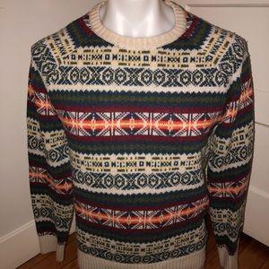 Urban Outfitters O'Hanlon Mills Nordic Ski Sweater